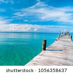 path filled with love living is ... | Shutterstock . vector #1056358637