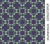 ethnic boho seamless pattern.... | Shutterstock .eps vector #1056373919