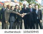 rio de janeiro   june 19  group ...   Shutterstock . vector #105650945