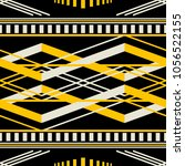 seamless geometric pattern with ...   Shutterstock .eps vector #1056522155