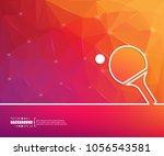 abstract creative concept...   Shutterstock .eps vector #1056543581