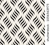 seamless ripple pattern.... | Shutterstock .eps vector #1056563975