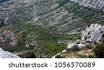 Immensity of the mountain - Sainte-Victoire - France