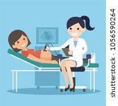 Medicine Concept Ultrasound...