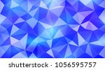 background of abstract... | Shutterstock .eps vector #1056595757