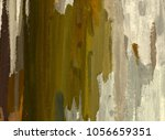 oil painting on canvas handmade.... | Shutterstock . vector #1056659351