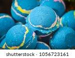 artisanal soap close up | Shutterstock . vector #1056723161