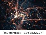 3d illustration of...   Shutterstock . vector #1056822227