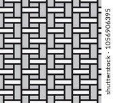 vector seamless pattern.... | Shutterstock .eps vector #1056906395