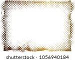halftone dots background   logo ... | Shutterstock .eps vector #1056940184