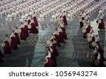 pyeongchang  south korea  ... | Shutterstock . vector #1056943274