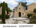 Small Church In Les Baux De...