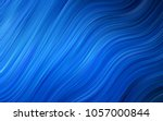 dark blue vector template with... | Shutterstock .eps vector #1057000844
