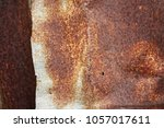 old zinc plate | Shutterstock . vector #1057017611