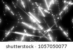rays of light background.... | Shutterstock . vector #1057050077