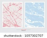 marble texture background ... | Shutterstock .eps vector #1057302707