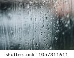 a close up image of many water... | Shutterstock . vector #1057311611