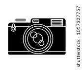 photo camera icon   Shutterstock .eps vector #1057327757