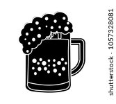 beer mug icon | Shutterstock .eps vector #1057328081