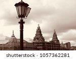 vintage look. victorian... | Shutterstock . vector #1057362281