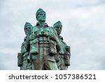 spean bridge   scotland   may... | Shutterstock . vector #1057386521