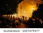 lisbon  portugal   june 4  2016 ... | Shutterstock . vector #1057479377