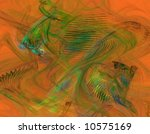 abstract fractal background | Shutterstock . vector #10575169