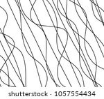 line abstract seamless pattern... | Shutterstock .eps vector #1057554434