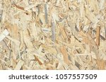 Texture Of Yellow Wooden Osb...