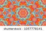 Abstract Islamic Pattern In...