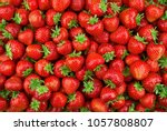 Strawberries Background....