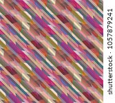 abstract color seamless pattern ...   Shutterstock .eps vector #1057879241