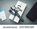 kaunas  lithuania   march 30 ...   Shutterstock . vector #1057895189