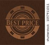 best price wood signboards | Shutterstock .eps vector #1057911011