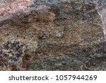 natural stone grey granite... | Shutterstock . vector #1057944269