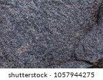 natural stone grey granite... | Shutterstock . vector #1057944275