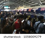 bangkok  thailand   march 23 ... | Shutterstock . vector #1058009279