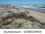 Dune Shoreline In North...