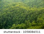 aerial view forest | Shutterstock . vector #1058086511