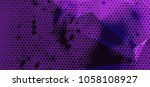 abstract background. spotted... | Shutterstock .eps vector #1058108927
