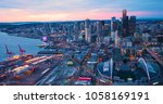 seattle  washington usa   march ... | Shutterstock . vector #1058169191