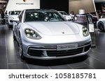 geneva  switzerland  march 06 ... | Shutterstock . vector #1058185781