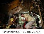 carey island  malaysia   march... | Shutterstock . vector #1058192714