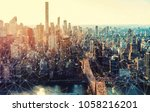 links with the new york city... | Shutterstock . vector #1058216201