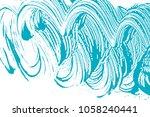 natural soap texture. amusing... | Shutterstock .eps vector #1058240441