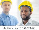 businessmen at work | Shutterstock . vector #1058274491