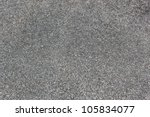 pattern of the asphalt surface... | Shutterstock . vector #105834077