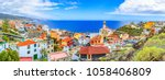 candelaria  tenerife  canary... | Shutterstock . vector #1058406809