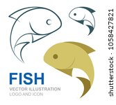 Goldfish Vector Illustration....