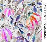 Beautiful Gloriosa Lily Flower...